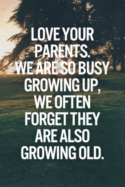 Love Your Parents EventHaus
