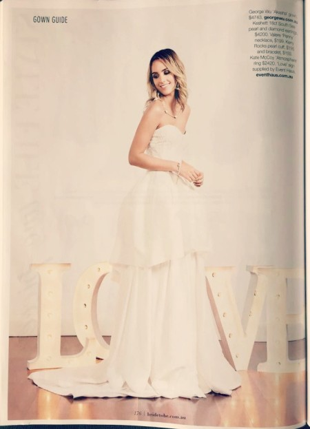 Bride to be Mag Vol 172 May-Jul 2015 p176