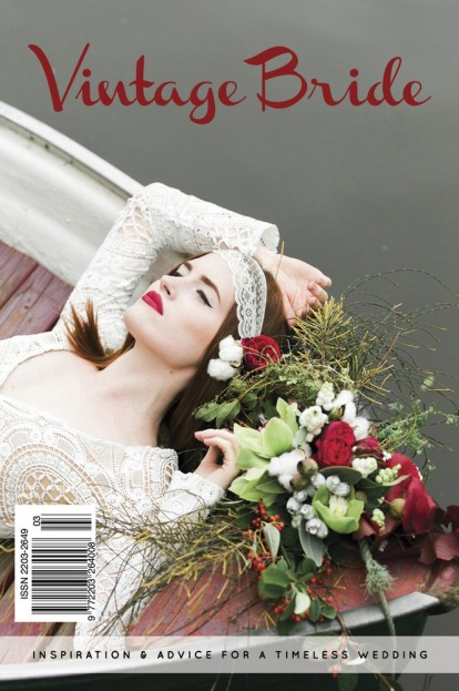 Vintage Bride Issue7 Cover